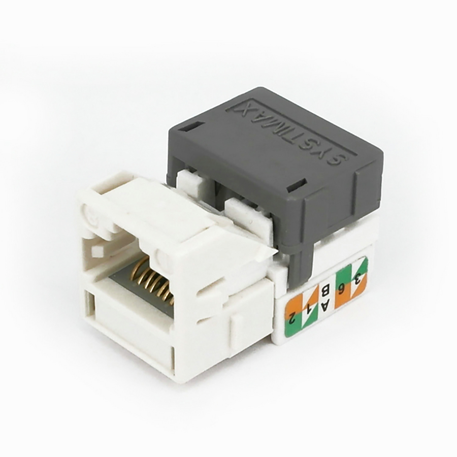 Creative Ruby Co Ltd Innovated Rj45 Connector Manufactuer And Wiring Cat6 Keystone Jack Product Namesystimax Type Utp